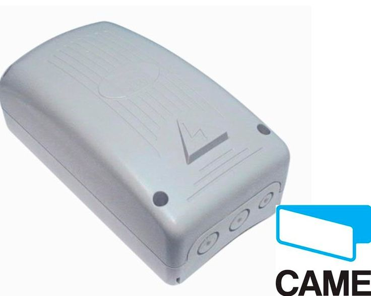 CAME RB34N receptor de 4 canales. - http://www.automatismosypuertas.es/automatismos/came-rb34n-receptor-de-4-canales/