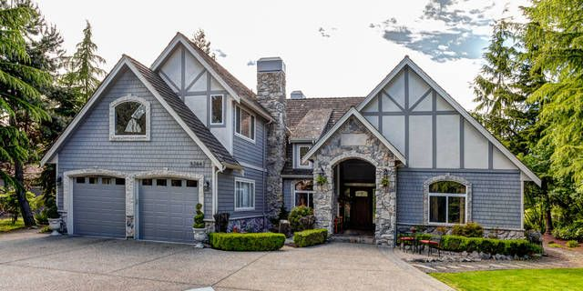 Just on the market on the 7th Fairway at Semiahmoo - Simply WOW! 5384 Plover Ct