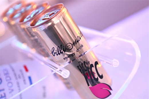 BILLIONAIRE energy drink by ficc