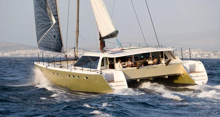 Good Cat, Bad Cat - Atlantic Cruising Yachts, LLC