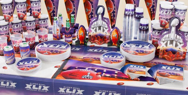 40 Best Super Bowl Accessories Images On Pinterest Super Bowl Interesting Party City Super Bowl Decorations