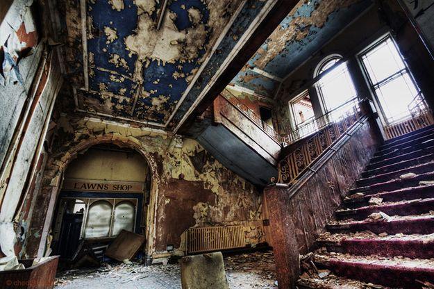 Whittingham Asylum (England) | 20 Haunting Pictures Of Abandoned Asylums