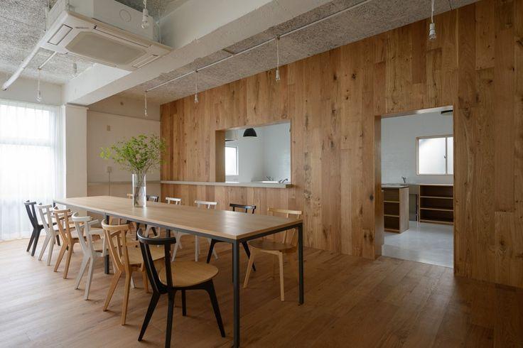 Share House Funabashi / Kasa Architects