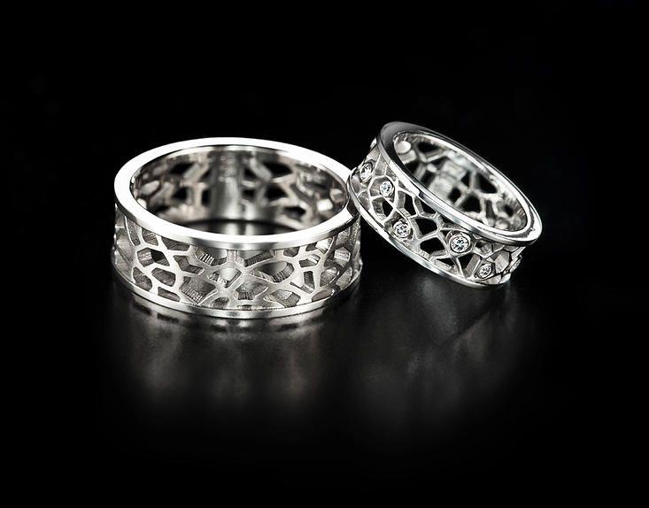 Saarikorpi Design, Leaf rings