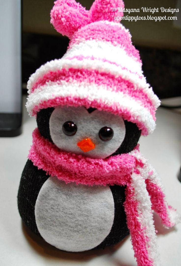 Socke Schneemänner & Tiere