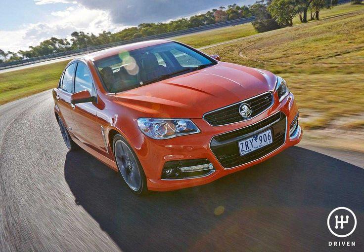 2014 Holden VF Commodore SSV