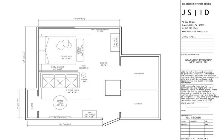 110 best studio apartment images on pinterest studio for Studio apartment floor plans furniture layout