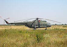 Mil Mi-8 - Wikipedia, the free encyclopedia