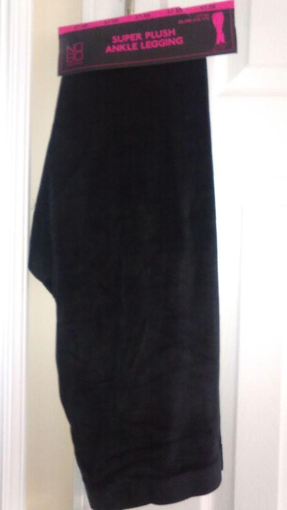 124f16d976 Brand New No Boundaries Black Super Plush Ankle Legging Size XL  fashion   clothing  shoes  accessories  womensclothing  leggings (ebay link)