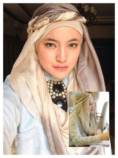 Beautyful hijab