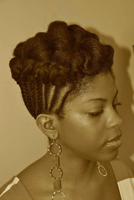 Pleasant 1000 Ideas About Black Women Natural Hairstyles On Pinterest Short Hairstyles Gunalazisus