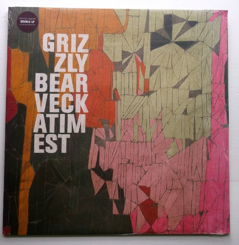 VINYL COLLECTION: Grizzly Bear Veckatimest 2X LP Record ...