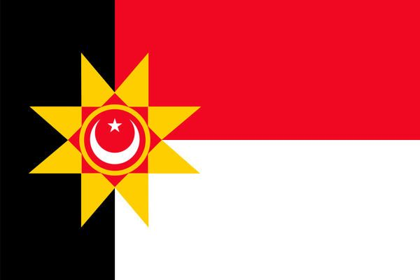 Alternate Flag Greater Indonesia No1 By Resistance Pencil Indonesian Flag Indonesia Flag Asia Map