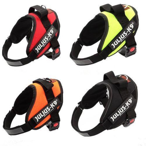 Adjustable Large Dog Control Harness Pet Walk Out Hand Strap Soft Vest Harness #Unbranded