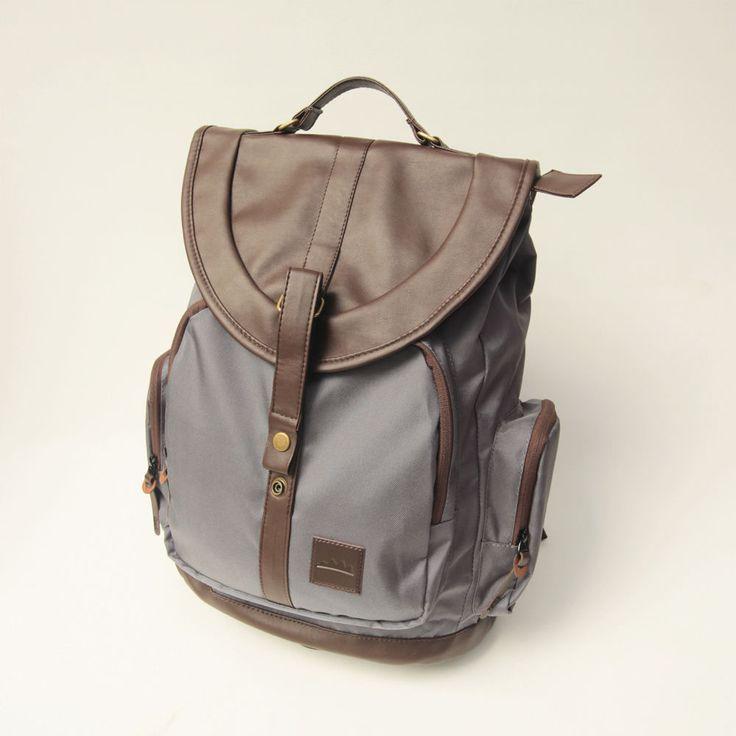 "Stylish Vintage Leather 14"" Laptop Women Backpack Travel School Rucksack Bag   eBay"