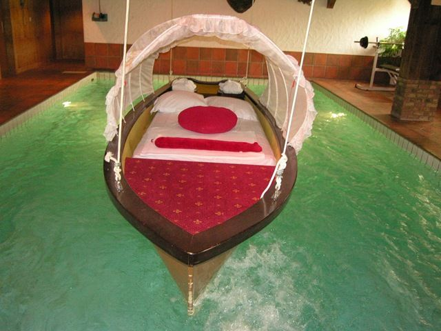 Cool Water Beds Dream House Pinterest