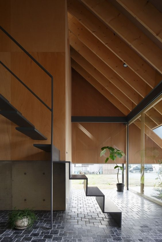 Gallery of Eaves House / mA-style architects - 29