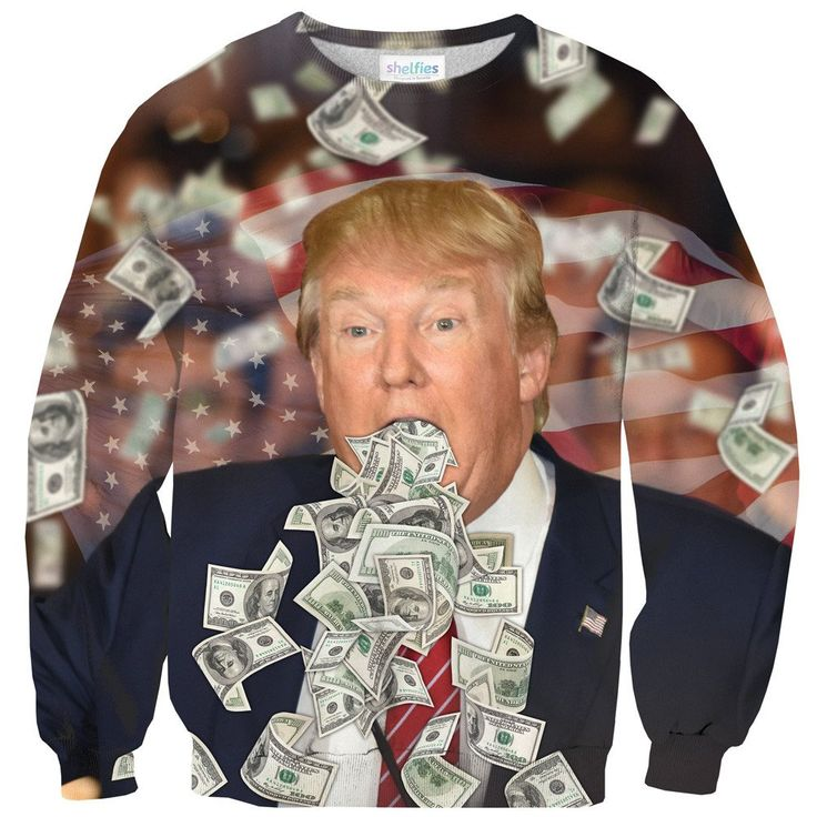 Sweatshirts - Donald Trump Sweater