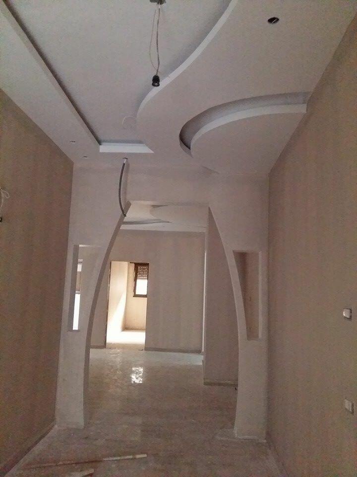 جبس مغربي اجمل ديكورات اقواس جبس عصرية Ceiling Design Ceiling Design Bedroom New Ceiling Design