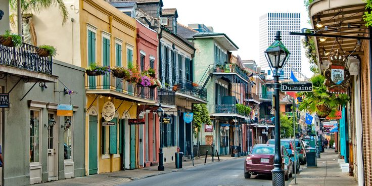 Just Back From...New Orleans. Take a tour with Harper's Bazaar.