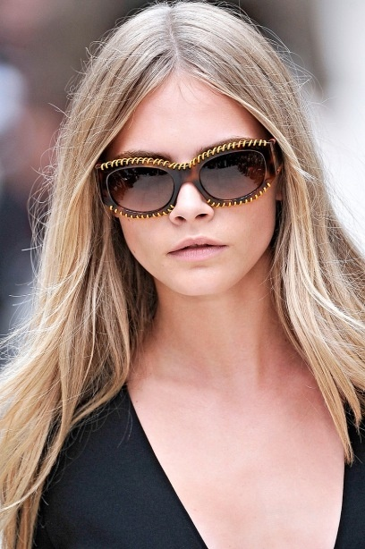 house of glasses: Trend Report: 2012 Fashion Week Round-Up
