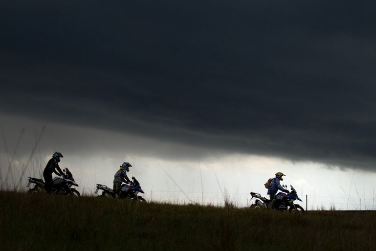Female Teams selected for BMW Motorrad GS Trophy 2018