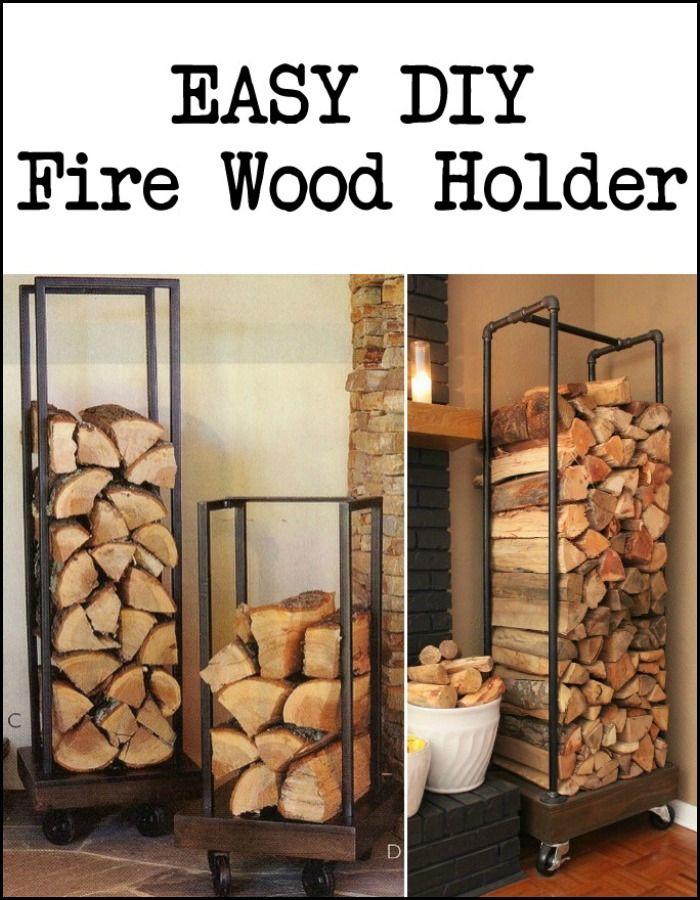 Best 25+ Firewood storage ideas on Pinterest