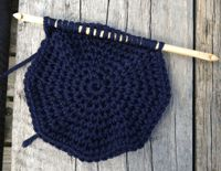 Learn How to Work Tunisian Crochet in the Round - How to Crochet - Blogs - Crochet Me
