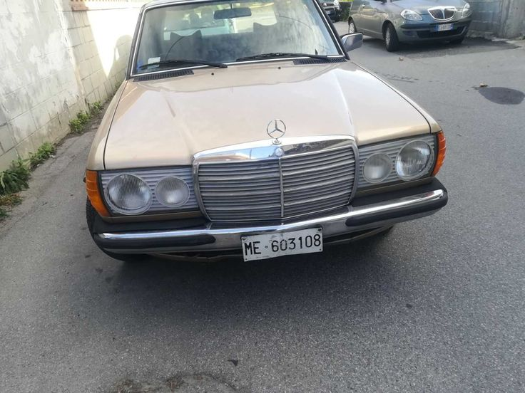 Mercedes 200 D