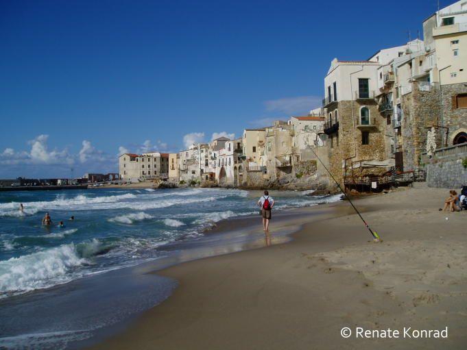 Cefalu (Nord-Sizilien) > Flughafen Palermo > Naturgebiet Le Madonie nicht versäumen!