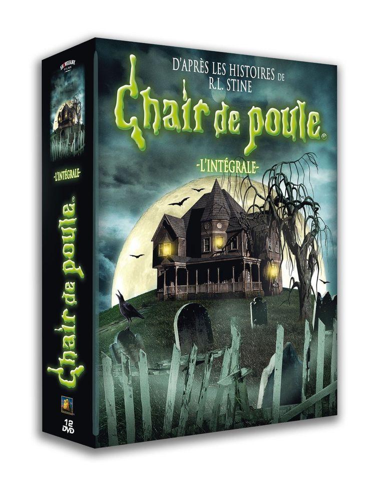 CHAIR DE POULE - INTEGRALE DE LA SERIE TV    DVD - NEUF
