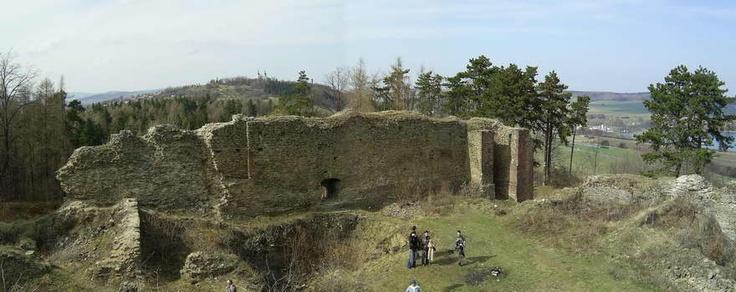 zřícenina hradu Šelenburg