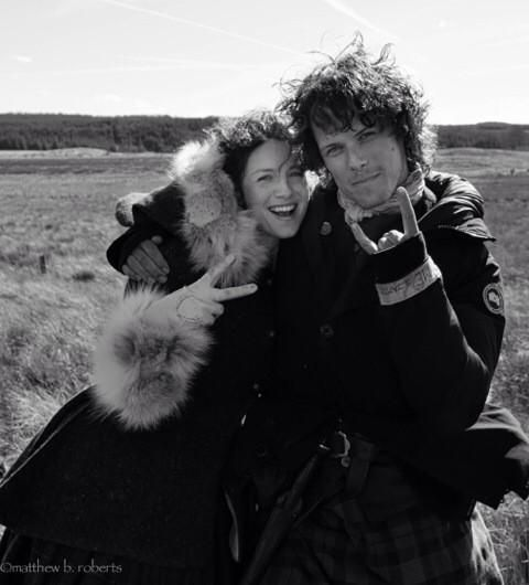 It's Wednesday and that means one thing #potw @Outlander_Starz #Outlander this Saturday @caitrionambalfe @Heughan pic.twitter.com/wpyQTpZKEE