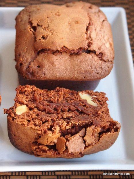 Walnuss-Zimt-Brownies - Schokohimmel