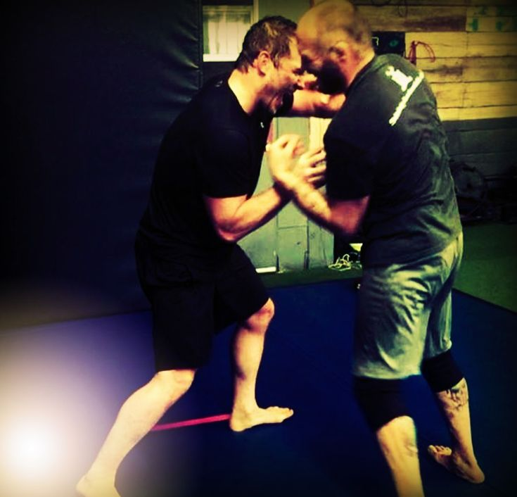 Chris Pratt training with Randy Couture. https://www.reddit.com/r/MMA/comments/8321c2/chris_pratt_training_with_randy_couture/?utm_campaign=crowdfire&utm_content=crowdfire&utm_medium=social&utm_source=pinterest #mma #boxing #bjj #jiujitsu #fitness #muaythai #kickboxing #fight #gym #judo #fighter #training #workout #karate #martialarts #crossfit #mixedmartialarts #sport #fit #ufc223 #grappling #brazilianjiujitsu #fighting #sports #wmma #ufclondon #UFC25YEARS #taekwondo #ufc #ufc223