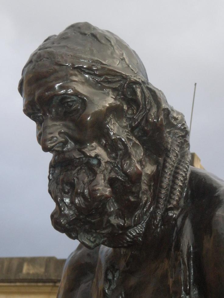 Rodin en la Plaza del Castillo