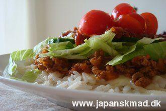 Japanske opskrifter hos Japanskmad - Tacoris