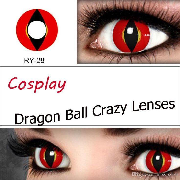 find the qualified dragon eye crazy contacts red crazy contacts free shipping large stock demon contact lenses freshlook contact lenses glow in the dark - Contact Lenses Color Halloween
