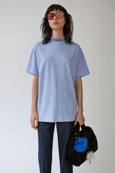Acne Studios Gojina Dyed Oxford Blue 375x