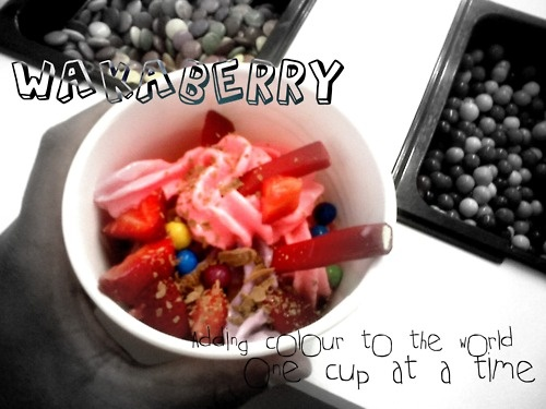 Wakaberry is one thee best & most delicious thing to hit Durban!!