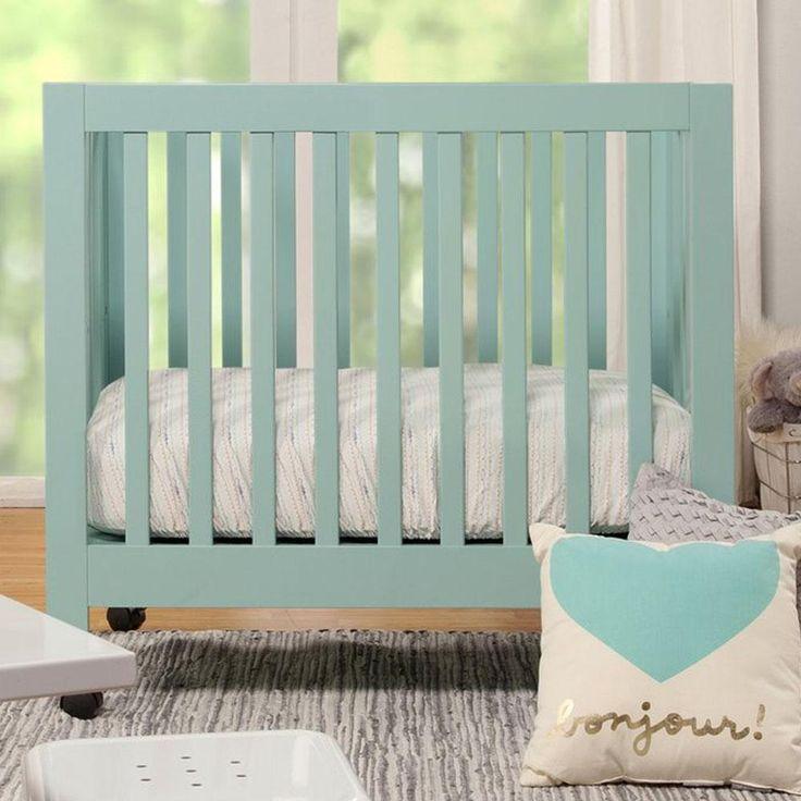 Babyletto Origami Mini Crib Mini Crib Cribs Portable Crib