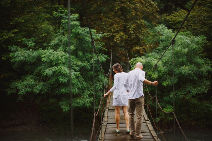 Intimate wedding in the heart of Gorski kotar, Croatia. Destination wedding photographer