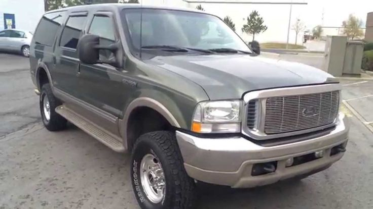Ford Excursion Diesel For Sale 2006 Ford E350 Quigly 4x4 Turbo Diesel Van - For Sale ... #fordexcursiondieselforsale #Ford, #Excursion, #Diesel, #Sale, #Quigly, #Turbo