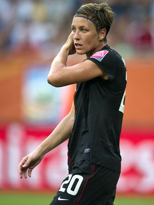 abby wambach aka greatest soccer player that lived
