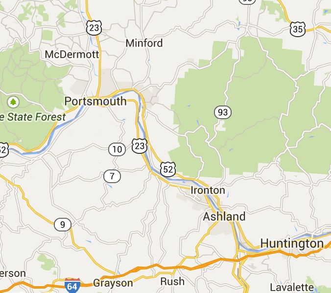 Ironton Ohio BMV Office Locations & Hours. (What do they have to do with passports? )