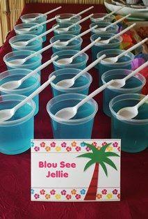 Hawaiian Luau Beach Party