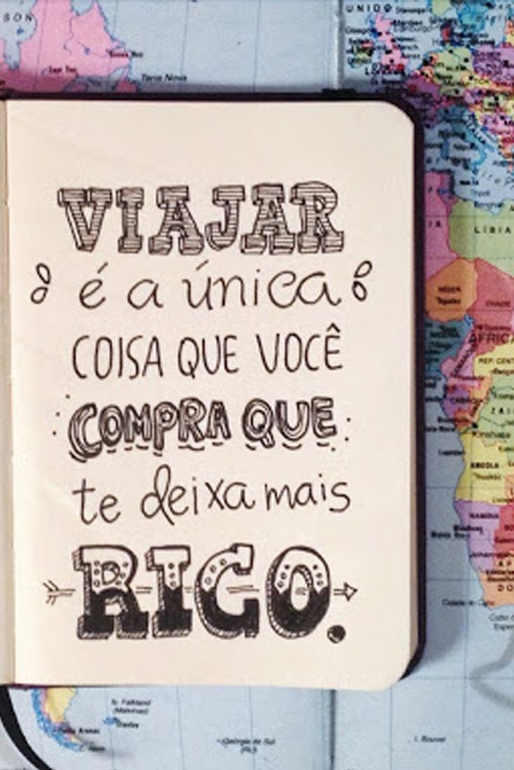 Viajar é o melhor investimento que você pode fazer na vida! Aprendizado e experiências que nenhuma escola proporciona!: