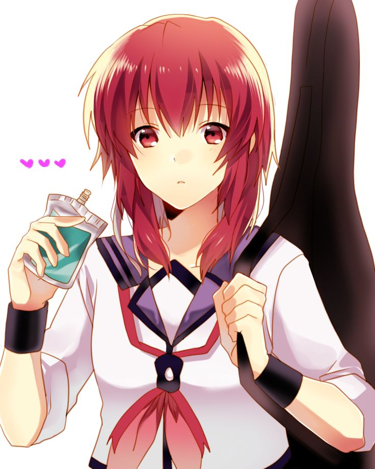 Miyuki Irie: Пин от пользователя Asuna на доске Angel Beats!