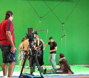 AP8 Green screen and studio space!!