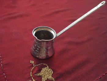 caffè turco: Cezve, jezve o ibrik #caffèturco
